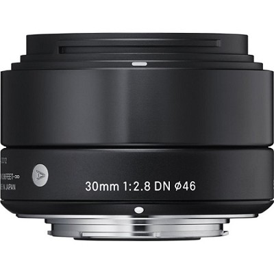 30mm F2.8 EX DN ART Lens for Sony (Black) - OPEN BOX