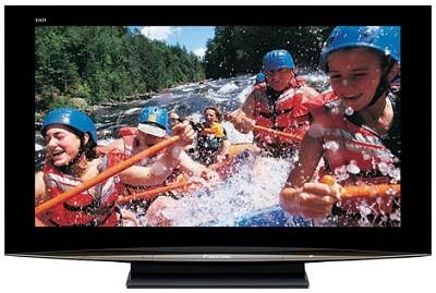 TH-42PZ800U - 42` High-definition 1080p TV