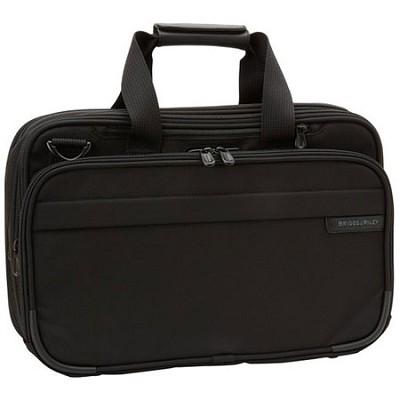 231X Baseline 16.5` Expandable Cabin Bag - Black