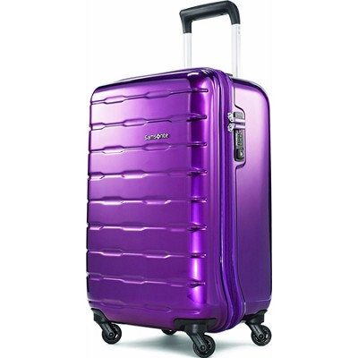 Spin Trunk 21` Spinner Luggage - Purple