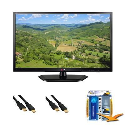 29LN4510 29 Inch TV 720p 60Hz EDGE LED HDTV Value Bundle