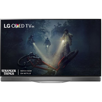 OLED55E7P - 55` E7 OLED 4K HDR Smart TV (2017 Model) - Refurbished