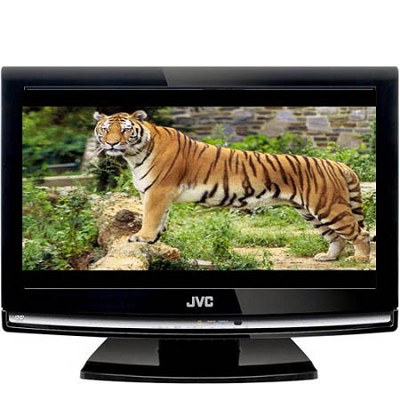 LT19D200 - 19` LCD TV/DVD - Black
