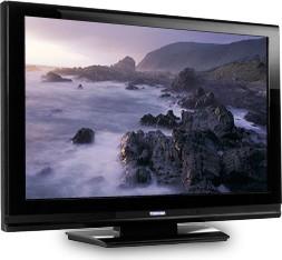 32AV502R - 32` High-definition LCD TV, Thin Bezel Gloss Black **OPEN BOX**
