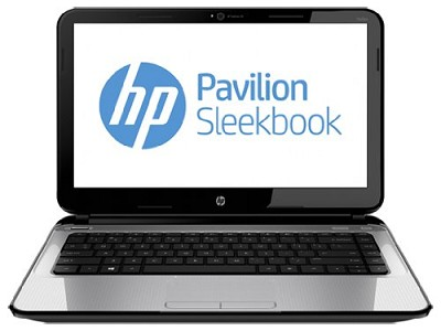 Pavilion Sleekbook 14.0` 14-b110us Notebook PC - AMD  A4 4355M  Processor