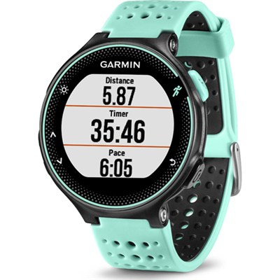 Forerunner 235 GPS Sport Watch with Wrist-Based Heart Rate Monitor - Frost Blue