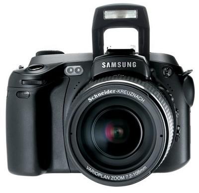 Digimax Pro 815 8MP Digital Camera
