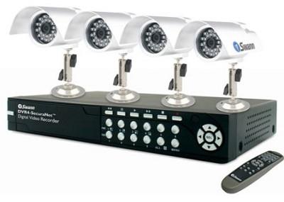 DVR4-Securanet MAXI Day/Night kit (SW2444MN)