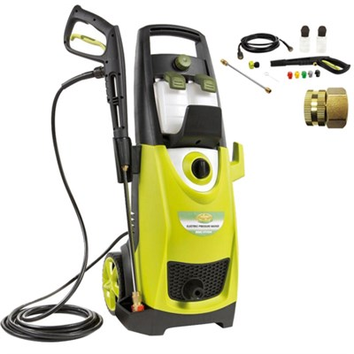 SPX3000 Pressure Joe 2030 PSI Electric Pressure Washer Accessory Bundle