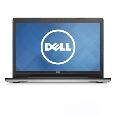 Inspiron 17 5749-5889SLV 17.3` Touchscreen Intel Core i7-5500U Laptop - OPEN BOX