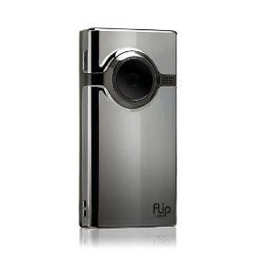 Flip MinoHD F460 Camcorder - Chrome