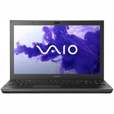 VAIO VPCSE13FX - 15.5 Inch Laptop Core i5-2430M Processor (Black)