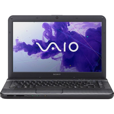 VAIO VPCEG3AGX/B 14 inch 2nd gen Intel Core i5 Laptop PC