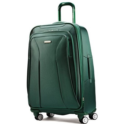 Hyperspace XLT Spinner 25 Exp Luggage Suitcase - Ivy Green