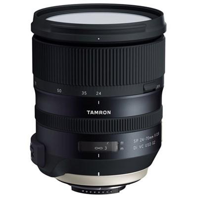 SP 24-70mm f/2.8 Di VC USD G2 Lens for Nikon Mount (AFA032N-700)