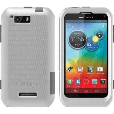 Commuter Series Case for Motorola Photon Q 4G LTE Retail Packaging Glacier White
