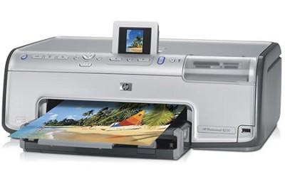 Photosmart 8250 Photo Printer (PC Magazine Editors' Choice) + Free USB Cable