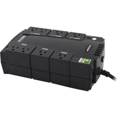550VA TAA 120V 8-Outlet Uninterruptible Power Supply - CP550SLGTAA