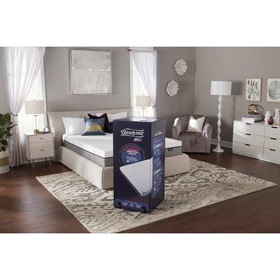 Beautyrest ST 10` Twin Memory Foam W/ Sleep Tracker (700753931-8010)
