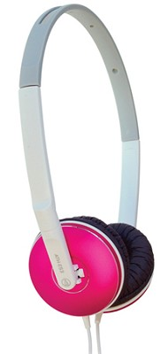 ATH-ES3W Portable Headphones Designed for Women (Pink)