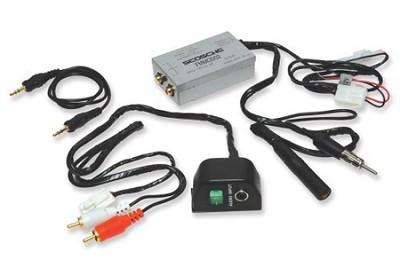 FM-MOD02 FM Modulator for iPod, Satellite Radio or Portable Music Player