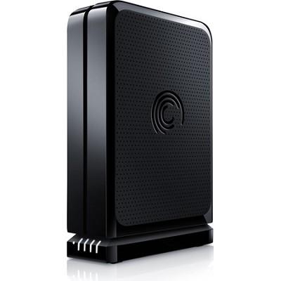 FreeAgent Back Up Plus Desk 3 TB - External - Hard Drive  (STCA3000101)