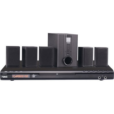 ND-845 Receiver DVD Home Theater System