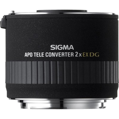 2.0X EX APO  DG Teleconverter for Nikon Digital SLR