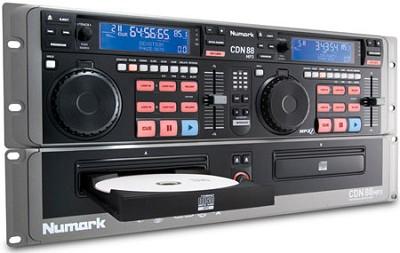 CDN88 MP3 Professional Dual CD/MP3 Player