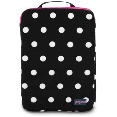 15` Laptop Sleeve - Plush Spots (T45E)