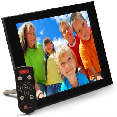 10.4 Inch FotoConnect XD Digital Picture Frame with Wi-Fi, Email, Web Albums