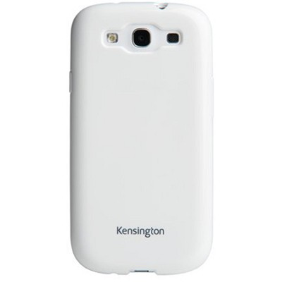 Gel Case for Samsung Galaxy S III White