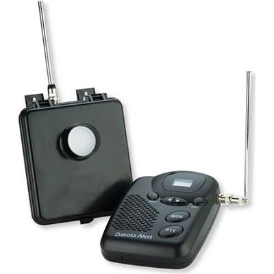 Dakota Alert Long Range Alert System Kit One MAT and one M538-BS