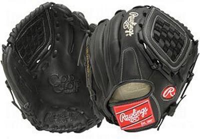 Gold Glove Gamer 12 inch Left Handed Baseball Glove