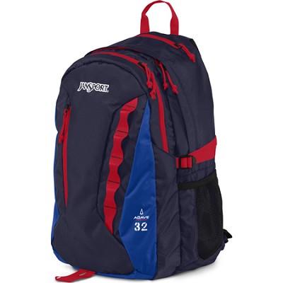 Agave Backpack - Navy Moonshine/Blue Streak