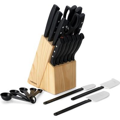 22 Piece Wave Edge Cutlery Set (5071689)