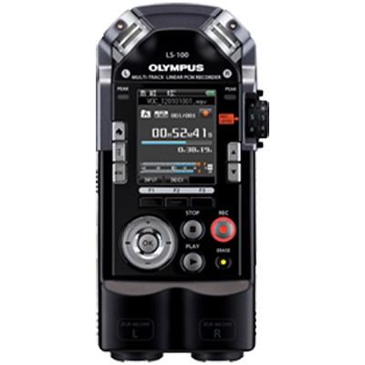 LS-100 Multi-Track Linear PCM Voice Recorder