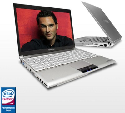Portege R500-S5004 12.1` Notebook PC (PPR50U-02M01W)
