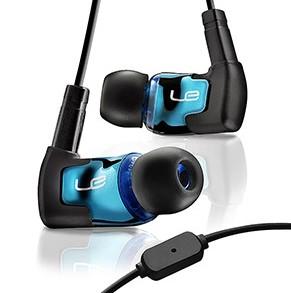 TripleFi 10vi Noise Isolating Earphones w/ Microphone