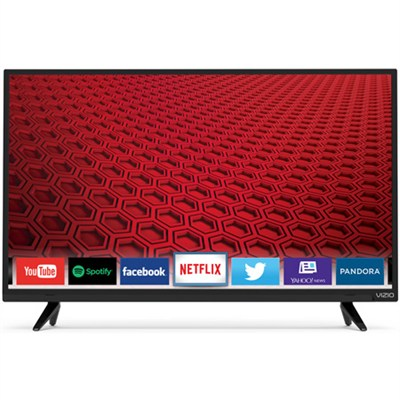 E32-C1 - 32-Inch 120Hz Full HD 1080p Smart LED TV E-Series - OPEN BOX