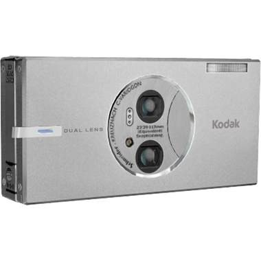 Easyshare V705 7.1MP Dual Lens Digital Camera (Silver)