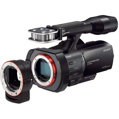 NEX-VG900 Full-Frame Interchangeable Lens HD Camcorder