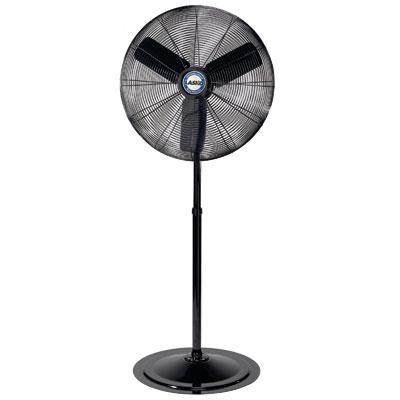 30` Oscillating Industrial Grade Pedestal Fan with 3-Speed - 3135