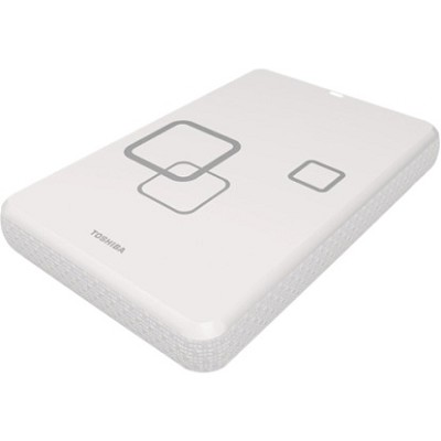 FOR MAC DS TS Infinite White 750GB Canvio USB 2.0 Portable External HDD