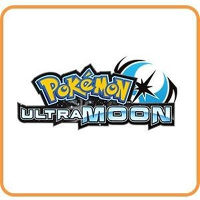 Pokemon Ultra Moon for 3DS - CTRPA2BA