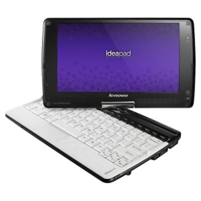 Ideapad 06517HU Tablet Netbook (Black) Intel Atom N455