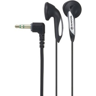 MDR-E818LP Ear-Bud Headphones with Acoustic Twin Turbo Circuit