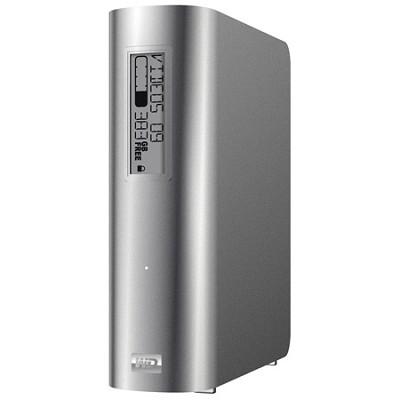 My Book Studio 1.5 TB external drive, Mac, e-label, auto backup, FW800