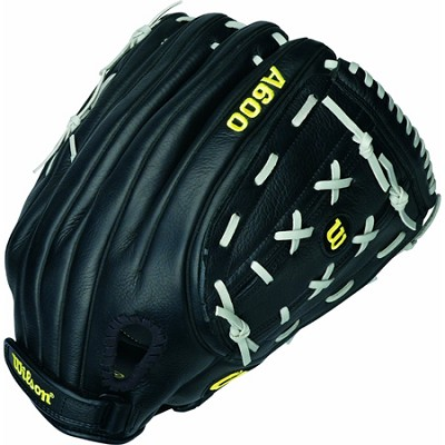 A600 Slowpitch Glove - Right Hand Throw - Size 14`