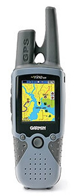 Rino 520HCx Two way radio w/ GPS Receiver
